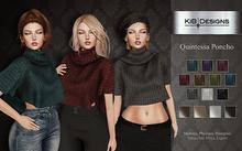 KiB Designs - Quintessa Poncho DEMO