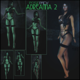 .:F L O Y D:.Adreanna Pose Pack 2