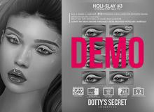 Dotty's Secret - Holi-Slay - Eyeshadow #3 [DEMO]