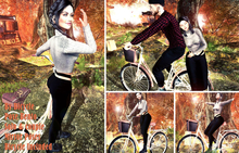 Sex'i poses [By Bicycle] FATPACK (add)