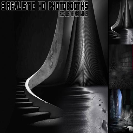 .:F L O Y D:.Exclusive 3 HD Photobooths Set No19