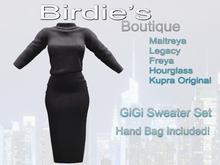 Birdie's Boutique - GiGi Style - Black
