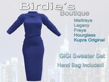 Birdie's Boutique - GiGi Style - Blue