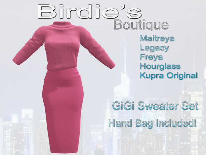 Birdie's Boutique - GiGi Style - HotPink