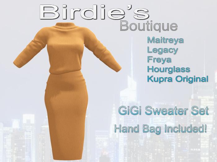 Birdie's Boutique - GiGi Style - Orange
