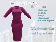 Birdie's Boutique - GiGi Style - Purple