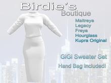 Birdie's Boutique - GiGi Style - White