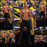 .:F L O Y D:.Ralph Pose Pack 2
