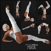 .:F L O Y D:.Maya Pose Pack 1