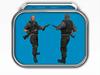 NPC military James