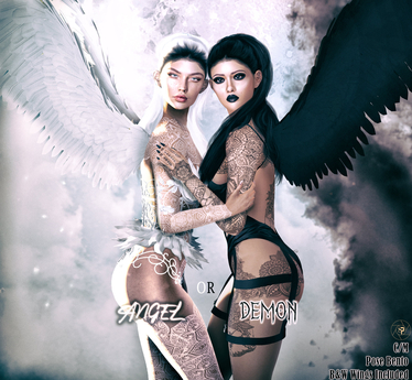 Sex'i poses [Angel or Demon] (rezz)