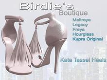 Birdie's Boutique - Kate Heels - Pink