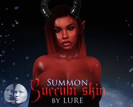 LURE: Succubi Skin BoM