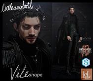 littleaxolotl_VILE Shape (Lelu Evo Connor 2.5)