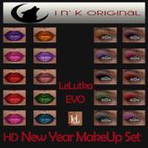 I n' K Original - HD New Year MakeUp Set