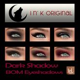 I n' K Original - Dark Shadow - BOM LeLutka EVO