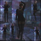 .:F L O Y D:.Avalina Pose Pack