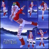 .:F L O Y D:.Mathilda Pose Pack