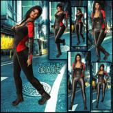 .:F L O Y D:.Gracie Pose Pack