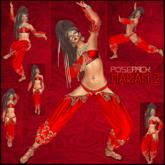 .:F L O Y D:.Mariam Pose Pack 2