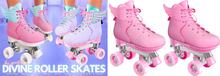 Spoiled - Divine Roller Skates Barbie Pink