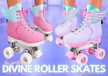 Spoiled - Divine Roller Skates Fatpack