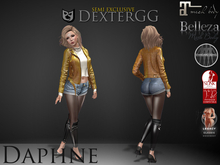 [GGTemplate] Daphne PSD+DAE - SEMI EXCLUSIVE