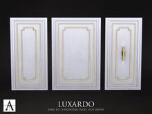 Architect. Luxardo Panel Kit (white)