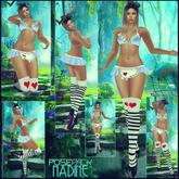 .:F L O Y D:.Nadine Pose Pack