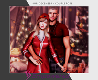 [Empowered] Our December - Couple Pose - BOX