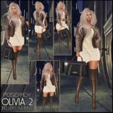.:F L O Y D:.Olivia Pose Pack 2