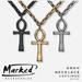 MARKED - Ankh Pendant Necklace