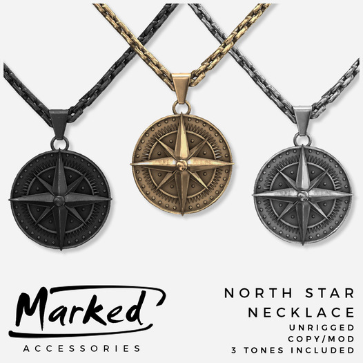 MARKED - North Star Necklace
