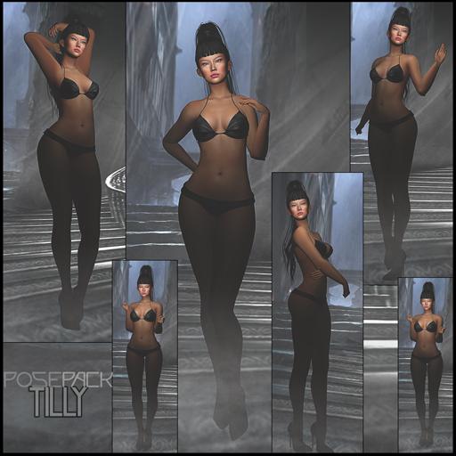 .:F L O Y D:.Tilly Pose Pack 1