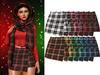 !PCP :: Mia Skirt [Plaid Pack]