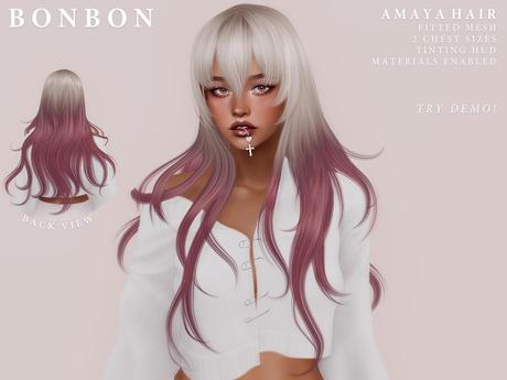 bonbon - amaya hair (naturals)