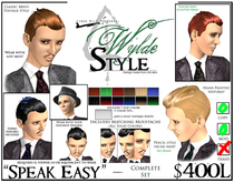 - Speak Easy - A Wylde Style by Khyle Sion at ~Refined Wild~