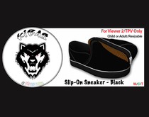 ~[Kibas]~ Slip-On Sneaker - Black