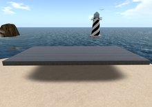 Artorious Large Floating Conference Table