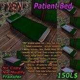 *YEN* Patient Bed