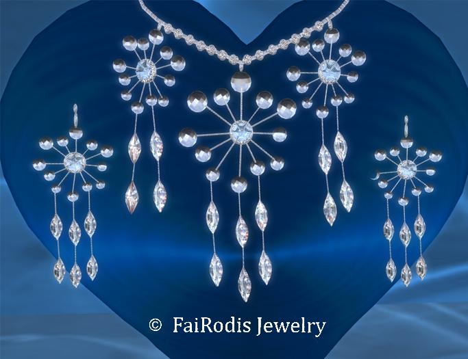 FaiRodis Winter Fairy set pack