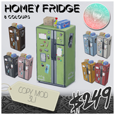 ///CHI/// Homey Fridge (remaster)