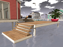 AfterImage Design  Boat Deck For Tortuga House