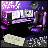 /// CHI /// Gaming Station