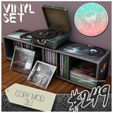///CHI/// Personal Vinyl Set