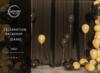 Synnergy Celebration [Dark]  Backdrop