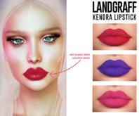 Landgraff - Kendra Lipstick (Lelutka Evo HUD)