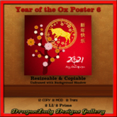 Year of the Ox Poster 6