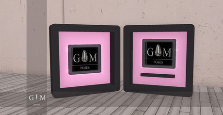 +gemposes+ - Basic event booth - [ADD-HUD] -
