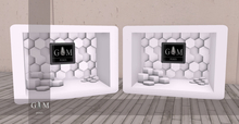 +gemposes+ - Hexagon event booth - [ADD-HUD] -
